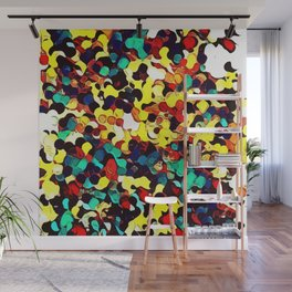 Let's Play Wall Mural