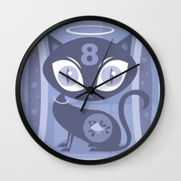 The Early Bird Wall Clock