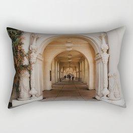 Archways of Beauty Rectangular Pillow