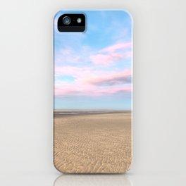 Sparse Beach iPhone Case