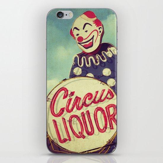 Circus Liquor, N. Hollywood, CA. iPhone & iPod Skin