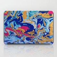 fringe iPad Cases featuring fringe by Glint & Lime Art