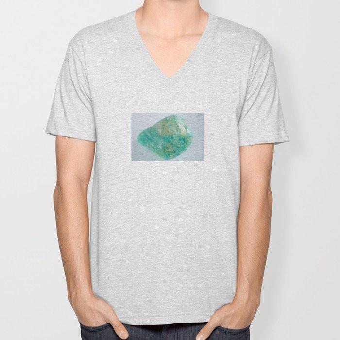 Amazonite - The Peace Collection Unisex V-Neck