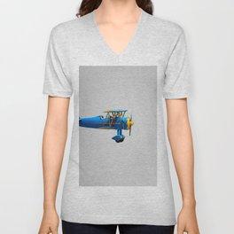 Summer plane Unisex V-Neck