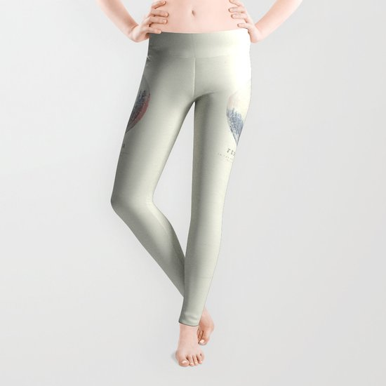 Fernweh Vol 2 Leggings