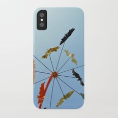 Pretty Birds Life-sized Mobile iPhone X Slim Case