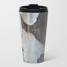Peeling Bark Of A Eucalyptus Gum Tree Travel Mug