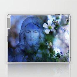 Jesus Christ In The Garden By Annie Zeno Laptop & iPad Skin