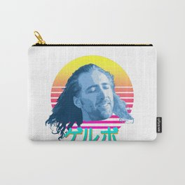 Nicolas Cage ゲルボ! Carry-All Pouch