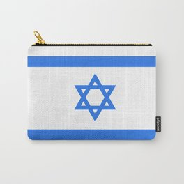 Israel Flag Carry-All Pouch