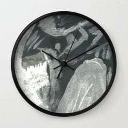 Resist Xenomorph Wall Clock