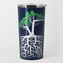 Square Root Travel Mug