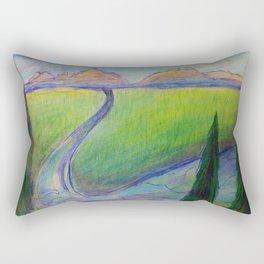 Panoram-tastic Rectangular Pillow