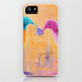 Lover | Amoureux iPhone Case