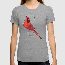 Illinois – Northern Cardinal T-shirt