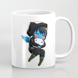 Fuzzy Chibi Luc (Expression 2) Coffee Mug