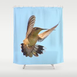 Hummer All Fanned Out Shower Curtain