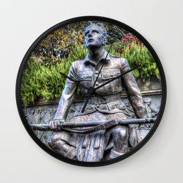 Scots American Memorial Edinburgh Wall Clock