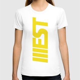 WEST CLASSIC YELLOW T-shirt