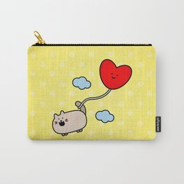 Kimmi's Love is 0n Cloud 9 Carry-All Pouch