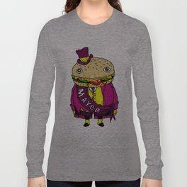 the mayor Long Sleeve T-shirt