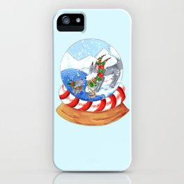 Polar Surprise iPhone Case