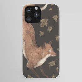 The Fox and Ivy iPhone Case
