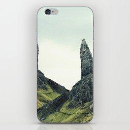 Isle of Skye Abstract iPhone Skin