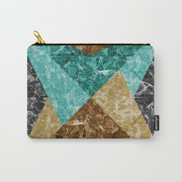 Marble Texture G426 Carry-All Pouch