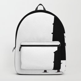 tower of Pisa Backpack