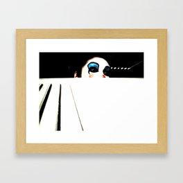 Sneak 2006 Framed Art Print