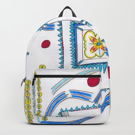 Happiness today choose happiness! Backpack