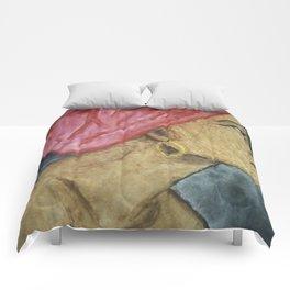 Black Queen Comforters