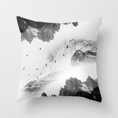 Kingdom of the 14th Throw Pillow