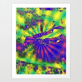 Filth 2 Art Print
