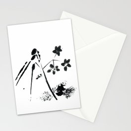 013/100: COMMON STORK'S BILL [100 Day Project 2020] Stationery Cards