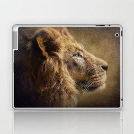 The Lion Portrait Laptop & iPad Skin