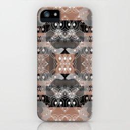 noir iPhone Case
