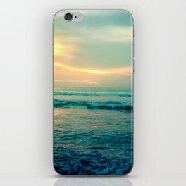 Seaside Sunset iPhone Skin
