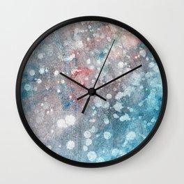 Abstract No. 41 Wall Clock