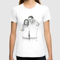 x men T-shirts featuring X Men  by Cécile Pellerin