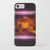 pentagram iPhone & iPod Cases featuring Pentagram  by nicky2342
