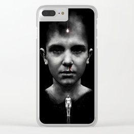 Eleven Clear iPhone Case
