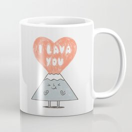 I Lava You 2 Coffee Mug