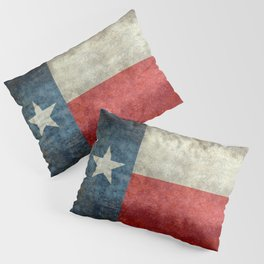 Texas flag Pillow Sham