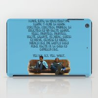 rap iPad Cases featuring 101 Rap by Marianna