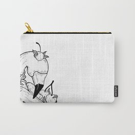 Discreet Carry-All Pouch