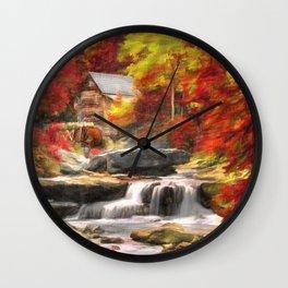 Babcock Mill Wall Clock