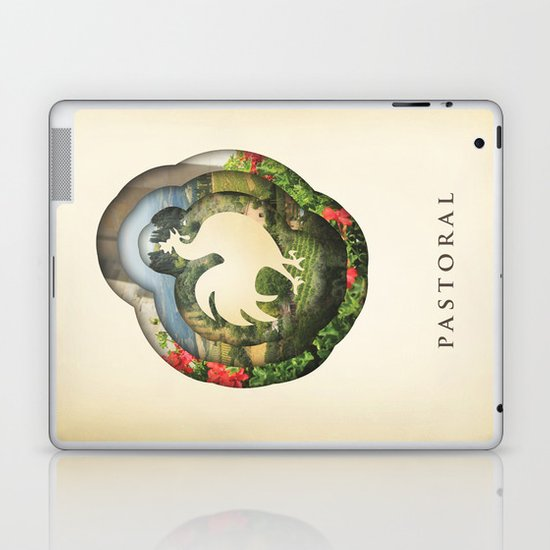 pastoral Laptop & iPad Skin