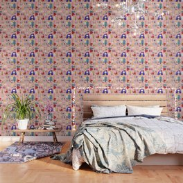 Tortoise and the Hare is one of Aesop Fables pink Wallpaper